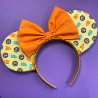 Lock, Shock, and Barrel // Nightmare Before Christmas Mouse Ears