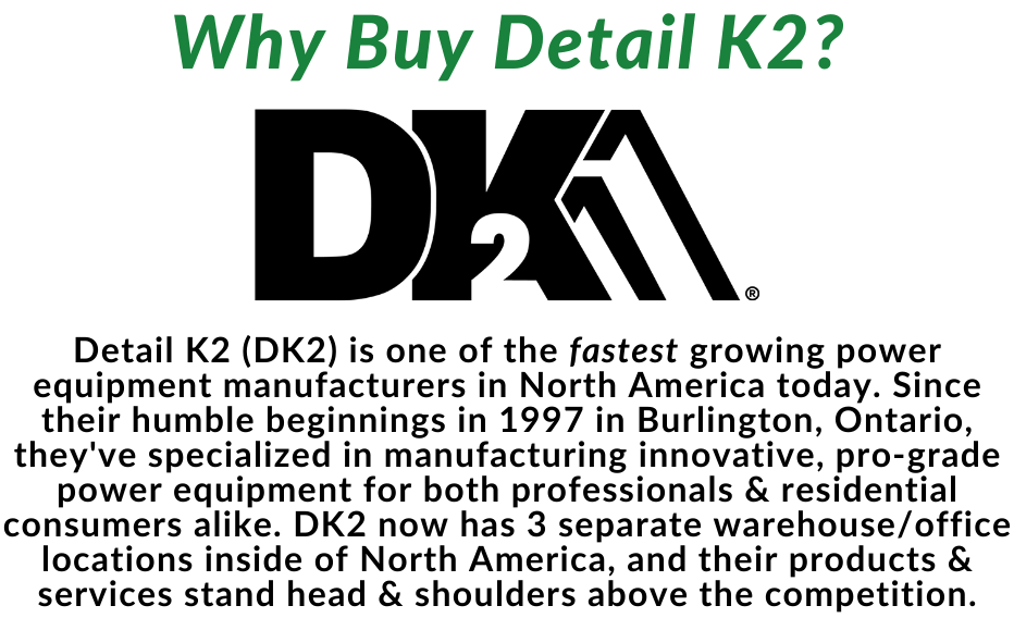 About the Detail K2 Brand