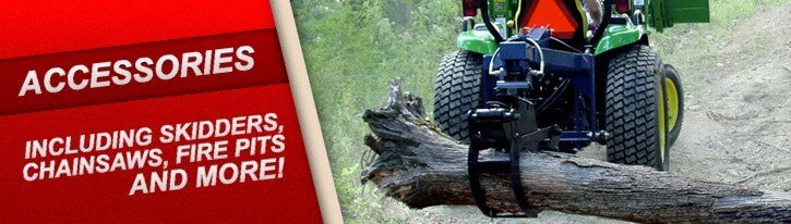 Outdoor Power Equipment from Wood Splitters Direct