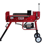 10 Ton Boss Industrial Dual Action Electric Log Splitter (ED10T20) at Log Splitter HQ