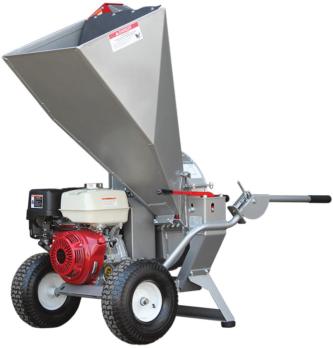 Dosko 4 Inch Honda Wood Chipper (13-21T-13H) at Wood Splitter Direct
