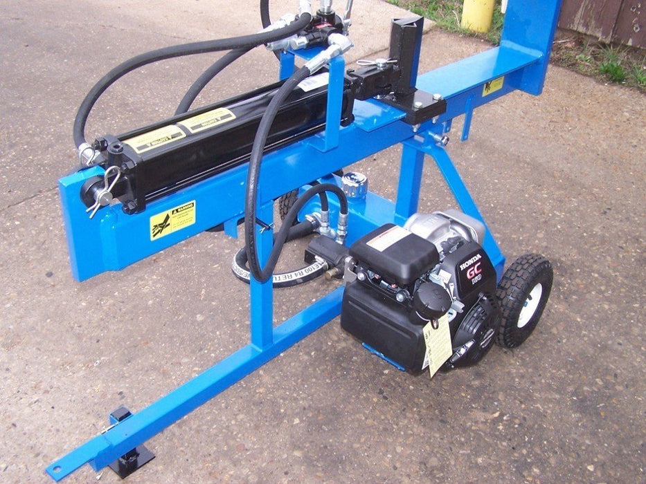 16 Ton Gas Powered Horizontal Vertical Ram Splitter (HV16-3)