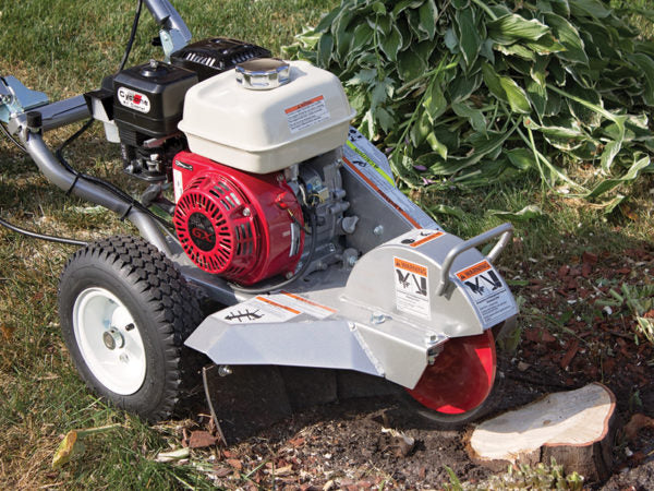 Dosko 200-6HC Stump Grinder at Log Splitter HQ