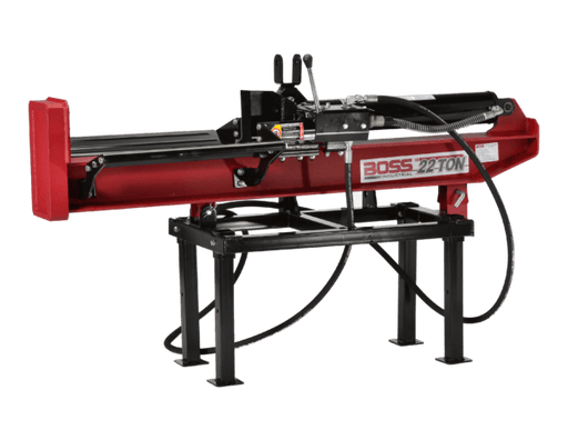 Boss Industrial 22 TON 3-POINT HITCH LOG SPLITTER (3PT22TE) at Wood Splitter Direct