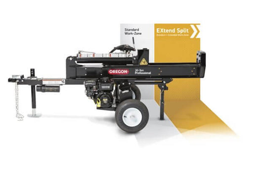 Oregon 30-Ton Horizontal / Vertical EXtend Split™ Log Splitter (614426) at Log Splitter HQ