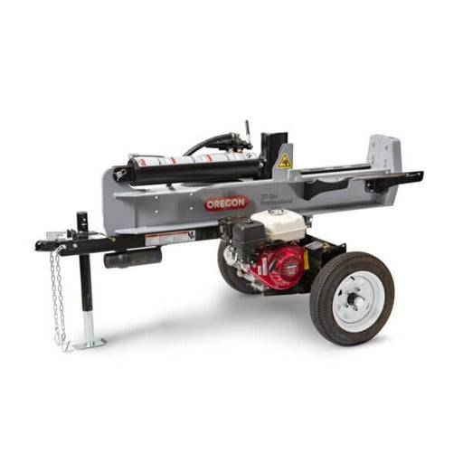 Oregon 37-Ton Honda GX270 Horizontal / Vertical Log Splitter (614692) at Log Splitter HQ
