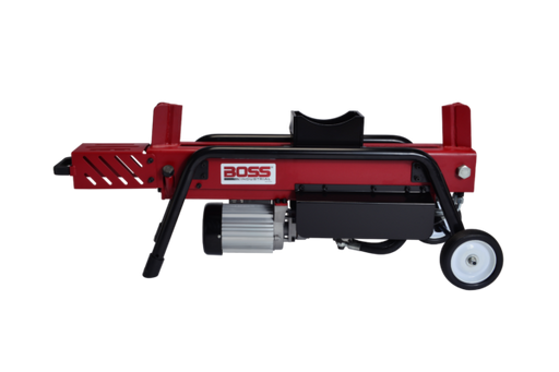 8 Ton Boss Industrial Dual Action Electric Log Splitter (ED8T20) at Wood Splitter Direct