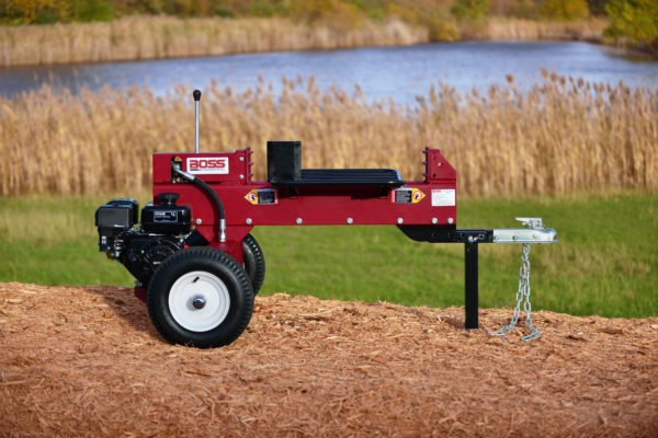 Boss Industrial 16 Ton Two Way Gas Log Splitter (GD16T21) at Wood Splitter Direct