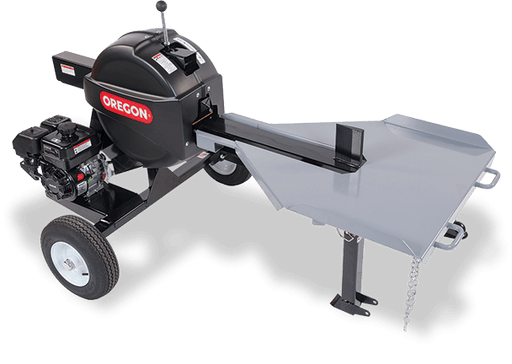Oregon Commercial Kinetic Log Splitter (581738) at Log Splitter HQ