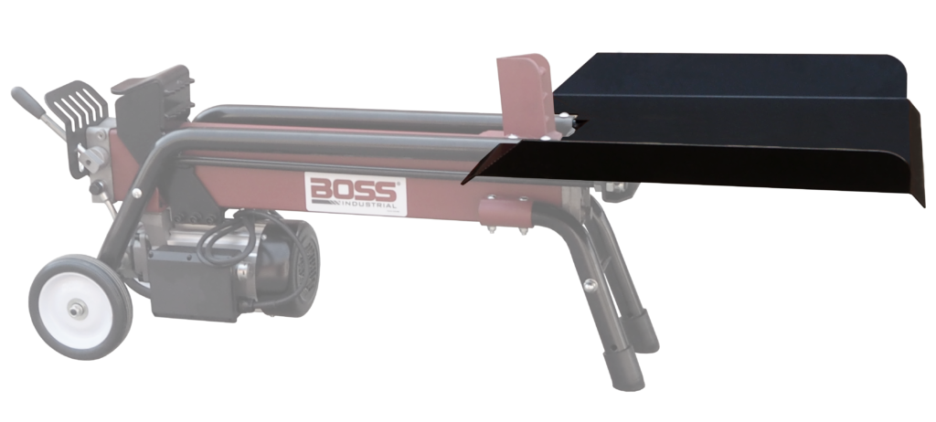 7 Ton Boss Industrial Electric Log Splitter (ES7T20) at Wood Splitter Direct