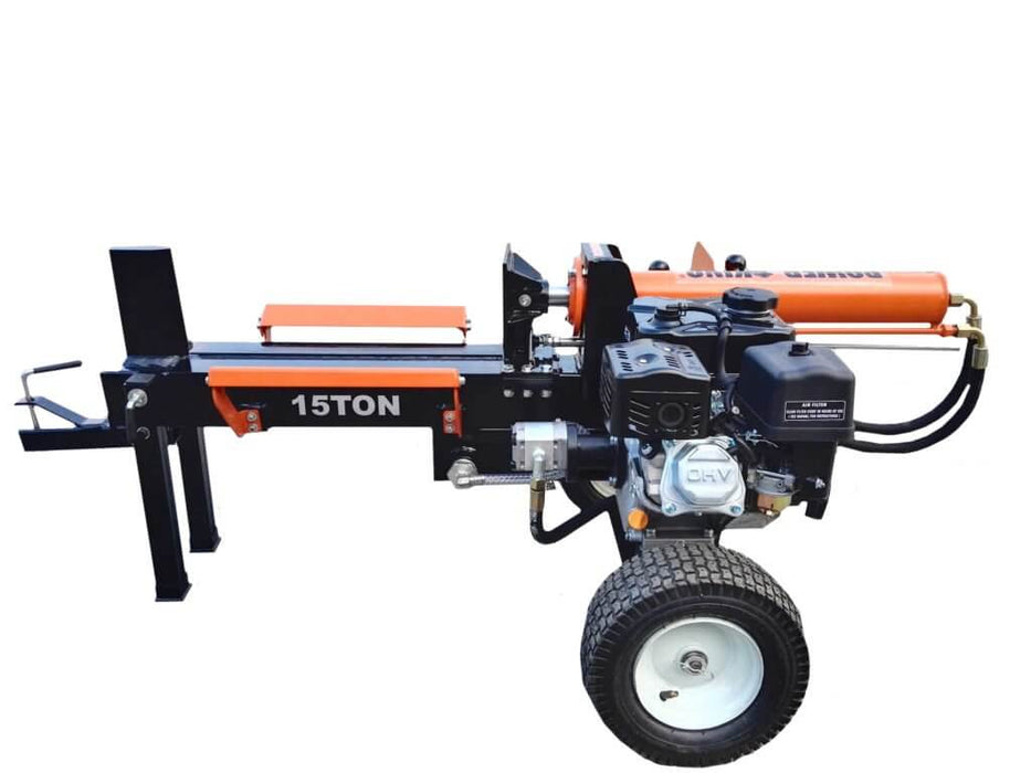 PowerKing 15 Ton Log Splitter (PK0304) - Image 1