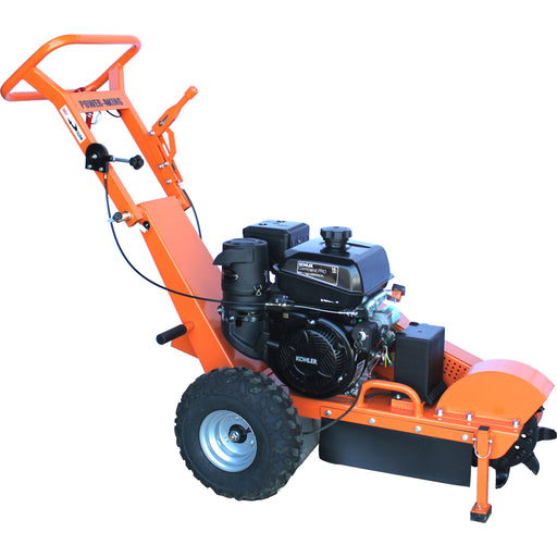 PowerKing Stump Grinder 14HP Electric Start Bundle (PK0803-EH) - Image 1