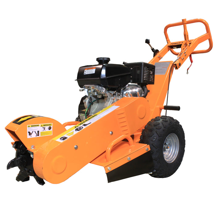 PowerKing Stump Grinder 14HP Bundle (PK0803)
