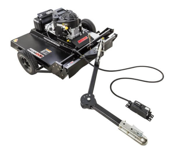 Swisher 44 Inch Electric Start Rough Cut Tow Behind Trail Cutter (RC14544CPKA) at Wood Splitter Direct