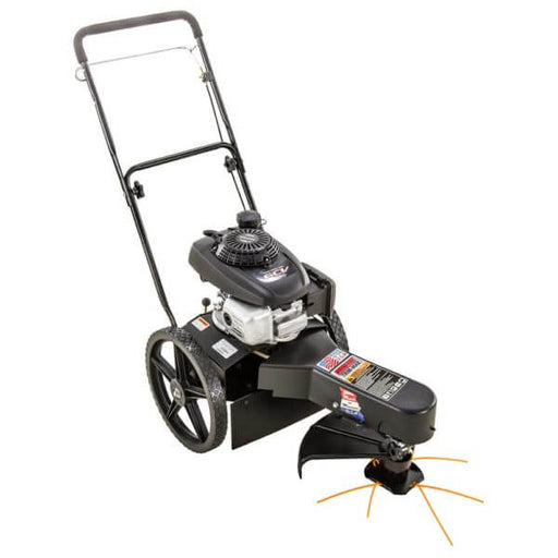 Swisher 22 in. Honda Deluxe Walk Behind String Trimmer (STD4422HO) at Log Splitter HQ