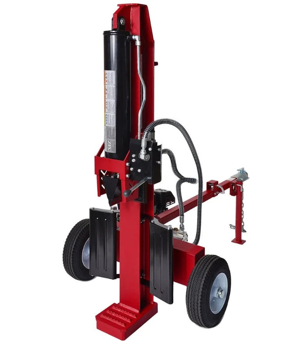 Boss Industrial 32-Ton Horizontal/Vertical Gas Log Splitter (WD32T)
