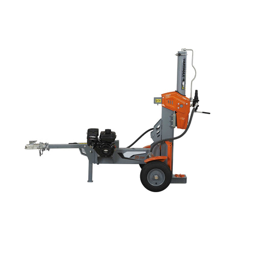YARDMAX 25 Ton Horizontal Vertical Log Splitter - Half Beam (YS2565) at Log Splitter HQ
