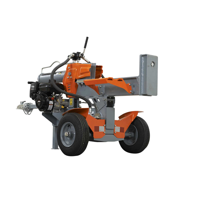 YARDMAX 28 Ton Horizontal Vertical Log Splitter - Half Beam (YS2865) at Log Splitter HQ
