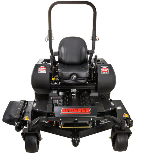 Swisher 24 HP 60 Inch Kawasaki Zero Turn Mower (Z2460CPKA) at Log Splitter HQ
