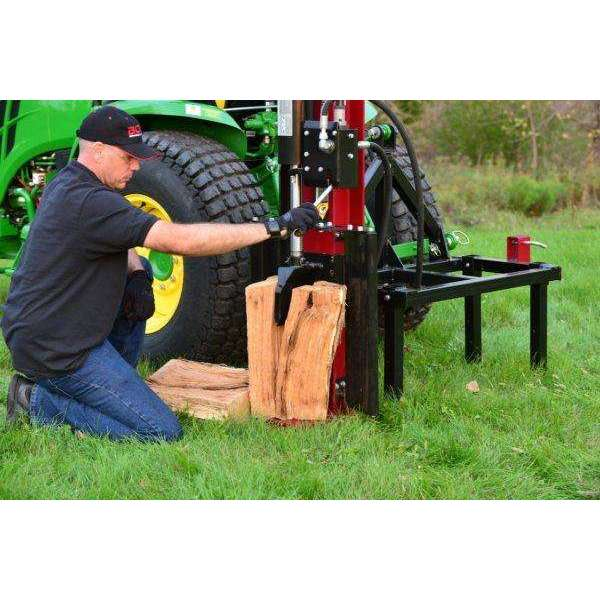 Boss Industrial 28 Ton 3 Point Tractor Log Splitter (3PT28T25) at Log Splitter HQ