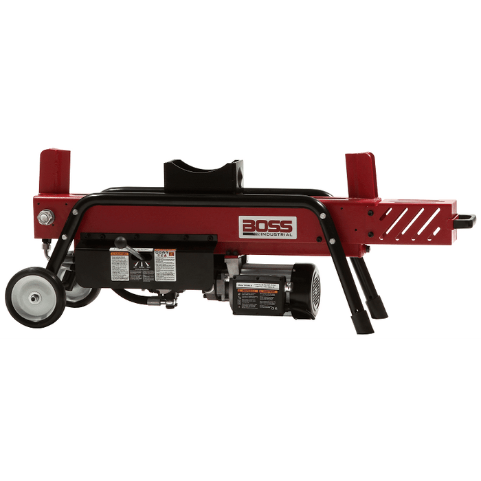 Boss Industrial 8-Ton 2-Way Electric Log Splitter (2 HP, 11-Second Cycle) at Log Splitter HQ