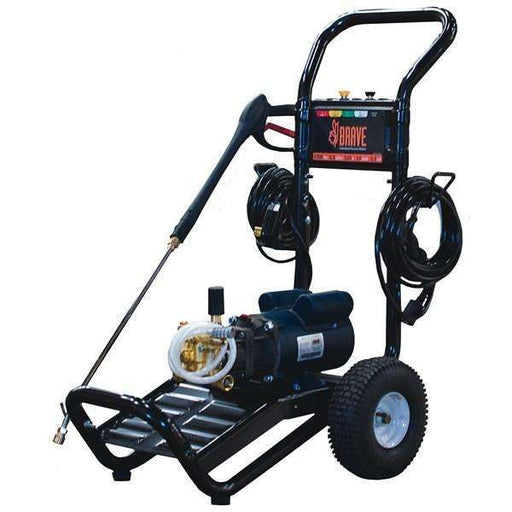 Brave 1700 PSI Electric Pressure Washer (BR1517ECO) at Log Splitter HQ