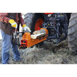 Brave 20-Ton Dual Action 3-Point Tractor Log Splitter (Approx 5-Second Cycle) at Log Splitter HQ