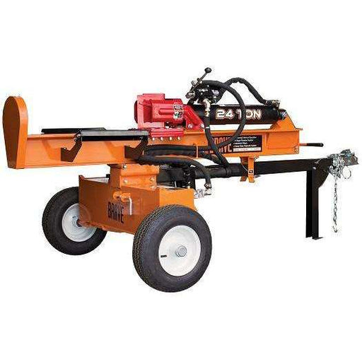 Brave 24 Ton Horizontal / Vertical Log Splitter (VH1724GC) at Log Splitter HQ