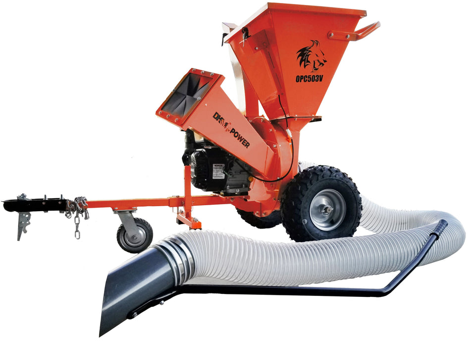 Detail K2 OPC503V Wood Chipper - Image 1