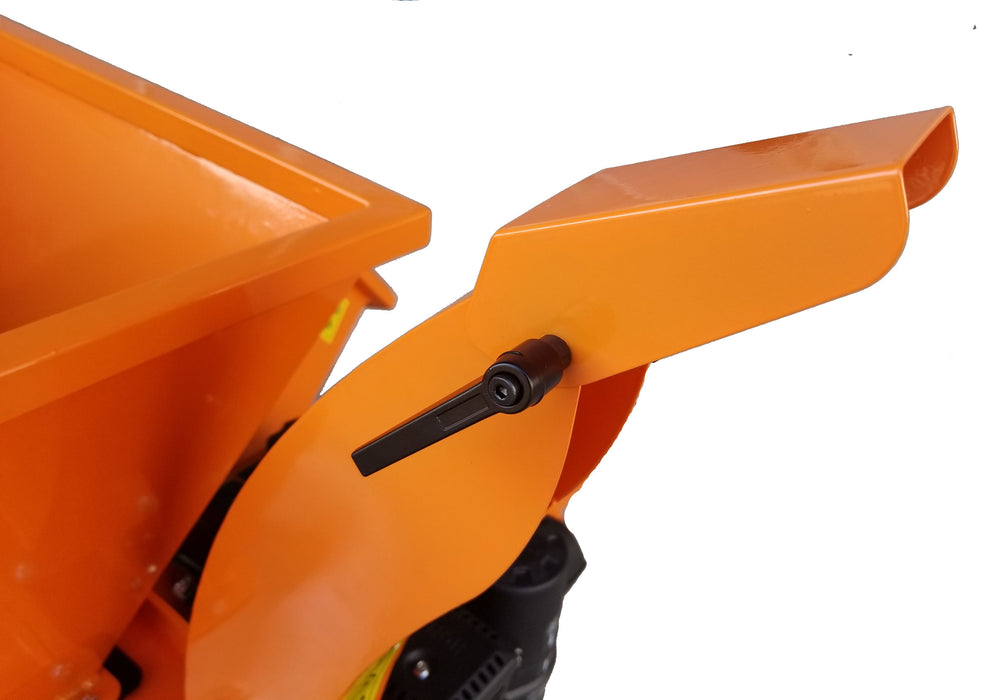 Detail K2 OPC503V Wood Chipper - Image 4