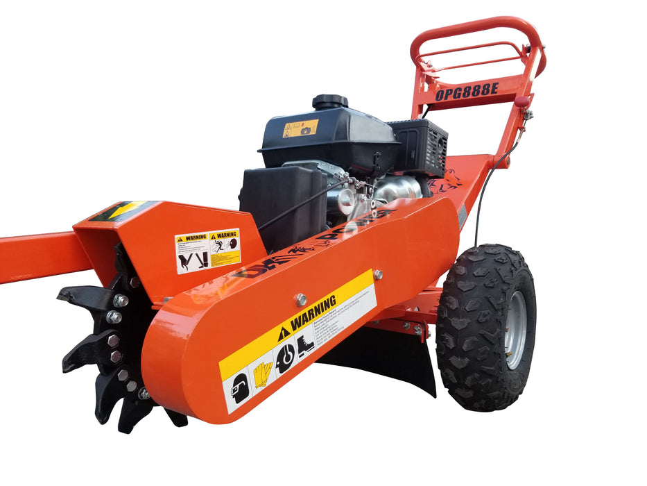 Detail K2 OPG888E Stump Grinder - Image 2