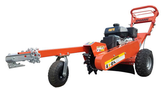 Detail K2 OPG888E Stump Grinder - Image 1