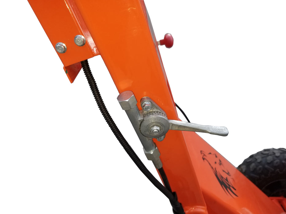 Detail K2 OPG888E Stump Grinder - Image 9