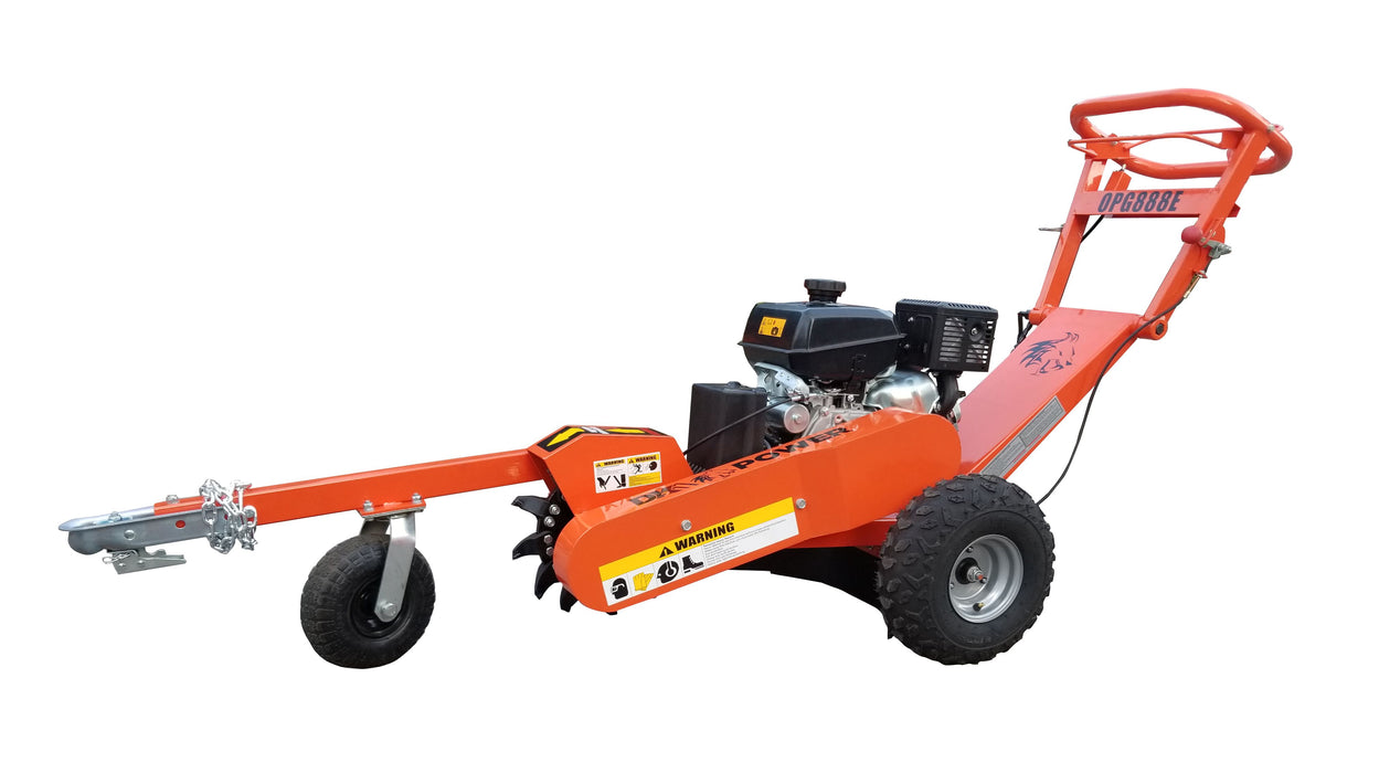 Detail K2 OPG888E Stump Grinder - Image 4