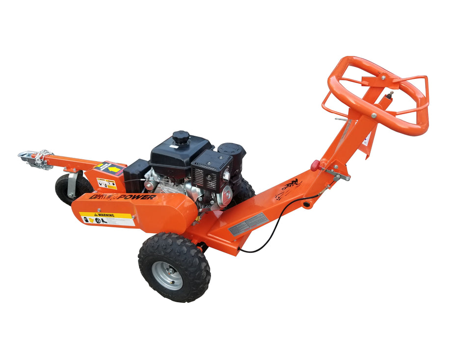 Detail K2 OPG888E Stump Grinder - Image 3