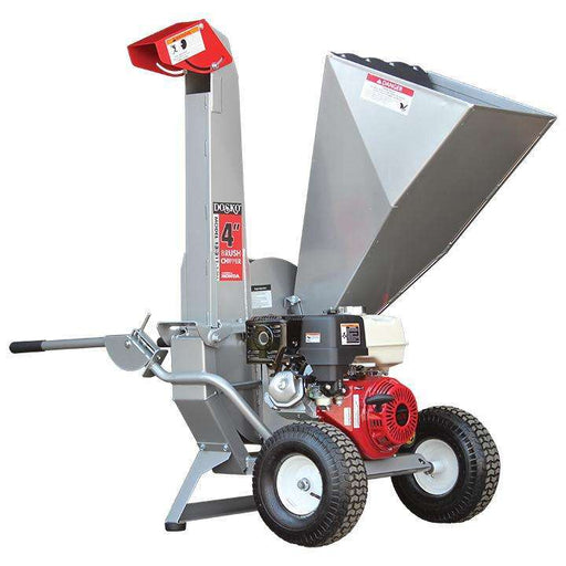 Dosko 4 Inch Honda Wood Chipper at Log Splitter HQ