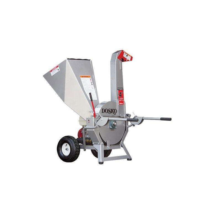 Dosko 4 Inch Honda Wood Chipper at Wood Splitter Direct