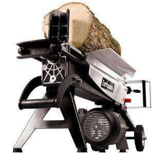 Earthquake 5-Ton Electric Log Splitter (1.75 HP, 15-Second Cycle) at Log Splitter HQ