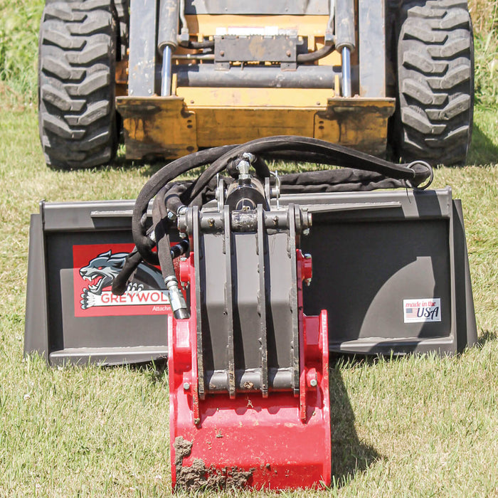 Grey Wolf™ Skid Steer Backhoe Attachment (1065)