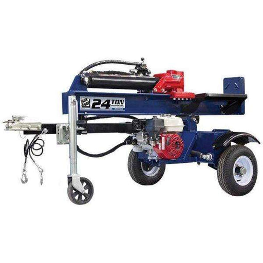 Iron & Oak 24 Ton Vertical Horizontal Log Splitter (BHVH2418GX) at Log Splitter HQ