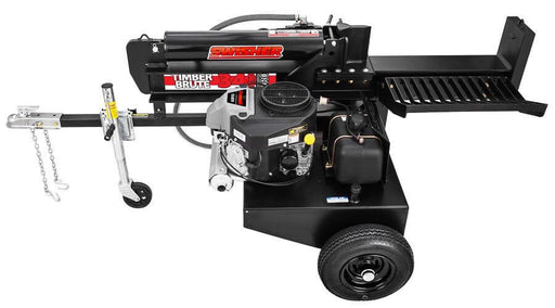 Swisher 34-Ton Commercial Grade Horizontal / Vertical Log Splitter (LSED14534) at Log Splitter HQ