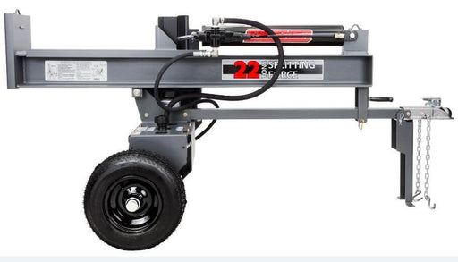 Swisher 22-Ton Horizontal Vertical Log Splitter (LSRH4422) at Log Splitter HQ