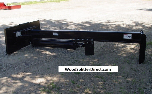 SB 20 Ton Upside Down Skid Steer Log Splitter Attachment (SB424) at Log Splitter HQ