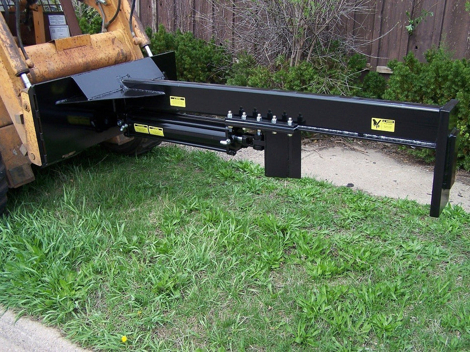 30 Ton Upside Down Skid Steer Log Splitter Attachment (SSUD30) at Log Splitter HQ
