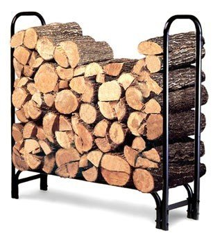4' Landmann Heavy Duty Firewood Rack (82413) at Log Splitter HQ