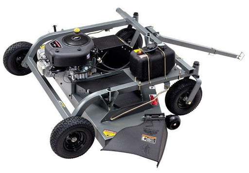 Swisher 60 Inch Finish Cut Pull Behind Mower Electric Start (FC14560BS) at Log Splitter HQ