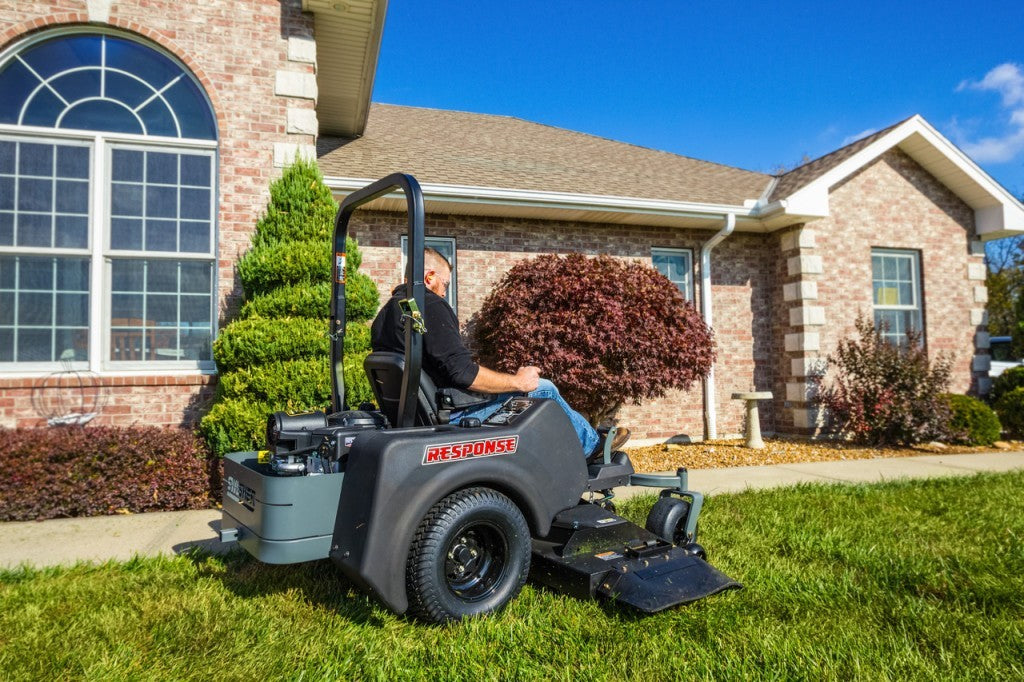 Swisher 21 HP 60 Inch Honda Zero Turn Mower (Z21560CPHOCA) at Wood Splitter Direct