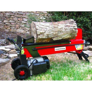 Powerhouse 7-Ton Electric Log Splitter (3 HP, 15-Second Cycle) at Log Splitter HQ
