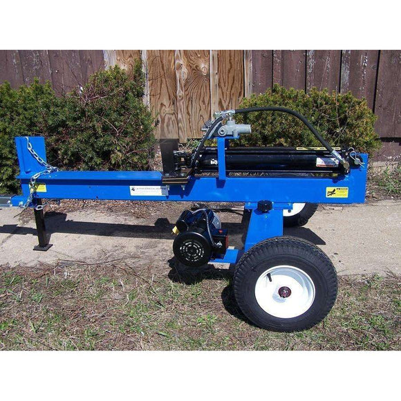 RamSplitter 20 Ton Electric Horizontal Log Splitter (H20-4) at Log Splitter HQ