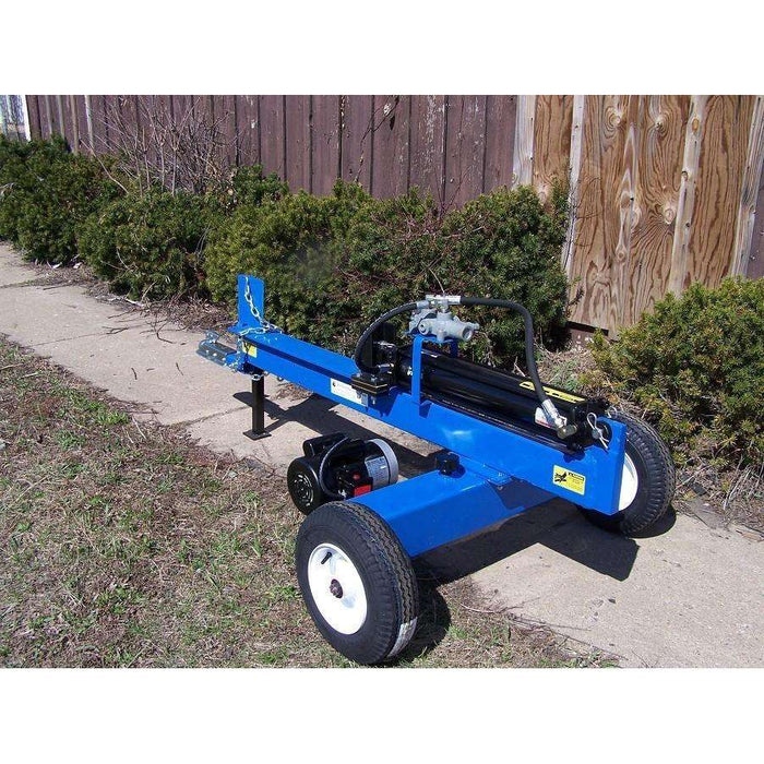 RamSplitter 20 Ton Electric Horizontal Log Splitter (H20-4) at Wood Splitter Direct